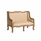 Antiqued Loveseat Rental