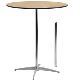 "36"" Round Bistro Table Rental"