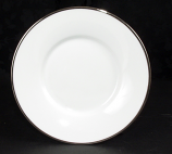 Platinum Rim Coffee Saucer Rental
