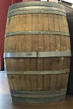 Whiskey Barrel Rental