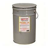 Oil, 50lb Pail Coconut Oil with Butter Flavor