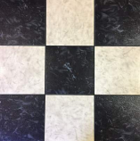 Black and White Dance Floor Rental (Per Square Foot)