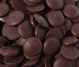 Merckens Milk Chocolate Wafers- 50lb Box